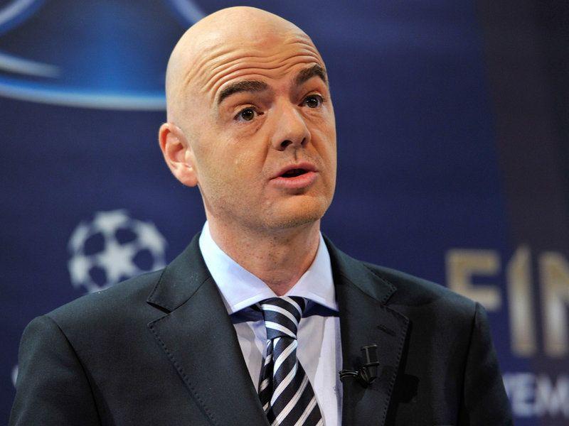 Gianni Infantino - FIFA President